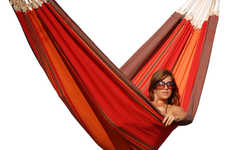 Luxe Camp Hammocks