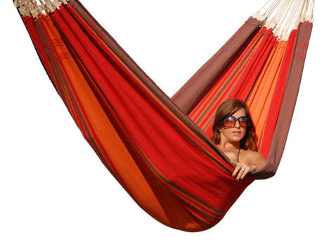 Luxe Camp Hammocks - Byer of Maine's Double Hammock Marries Comfort and Quality