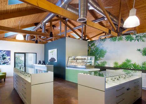 Cannabis Merchandising Firms - The High Road Design Studio is Aiming to Rebrand Medical Marijuana