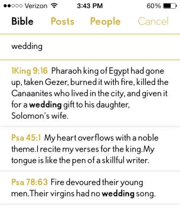 Biblical Photography Apps - The Parallel Bible App is Like Instagram For the Bible