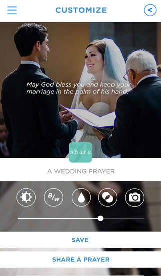 Prayer Community Apps - Share a Prayer is an App for Christians to Share Inspirations and Greetings