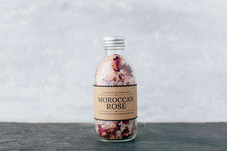 Organic Bath Salts - Etsy's Ravenscourt Apothecary Shop Boasts Naturally Scented Products