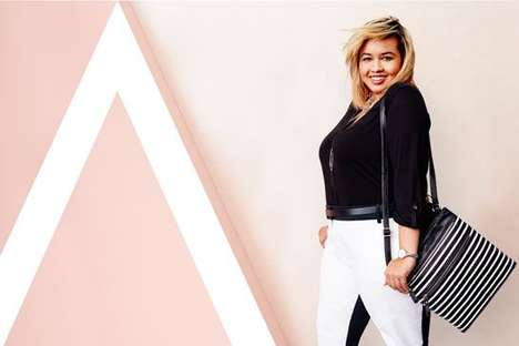20 Examples of Plus-Size Fashion Influencers - From Model Ashley Graham to Blogger Nadia Aboulhosn