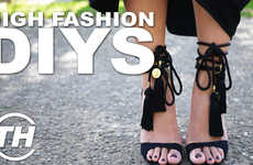 High Fashion DIYs - Senior Research Writer Jana Pijak Counts Down Her Favorite Fashion DIY Projects