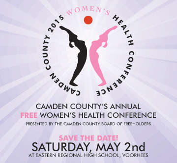 Complimentary Women's Health Conferences - Camden County Offers a Free Event to Encourage Wellness