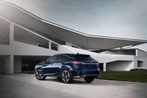 The New Lexus RX SUV is a Reworked Version of the Original Bestseller