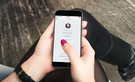 Female Telehealth Apps - The Maven App Connects Women with Specialists Through Smartphones