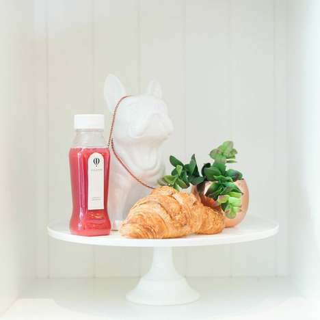 Beauty Bar Eateries - The Colette Petit Cafe is a Permanent Pop-Up in Her Majesty's Pleasure Salon