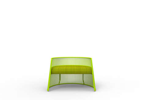 Corn Husk-Inspired Chairs - This Outdoor Furniture Collection Offers Variety and a Quirky Design