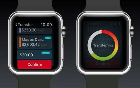 Wearable Banking Devices - The Westpac Bank in New Zealand is Developing an Apple Watch App