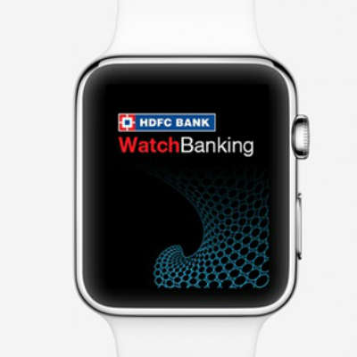 Smartwatch Banking Apps - HDFC's WatchBanking Platform Makes Finance Management Easy