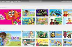 Kid-Friendly Video Platforms - Hulu Kids Offers Age-Appropriate and Educational Programming