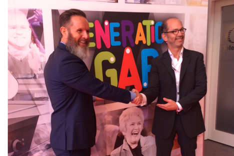 Generational Quiz Shows - Televisa & Mark Burnett's Generation Gap is a Family-Friendly Quiz Show