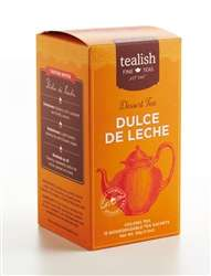 Dessert Tea Beverages - This Tealish Oolong Tea is Inspired by Latin American Treat Dulce De Leche