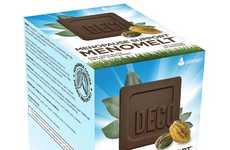 Menopause Relief Chocolates - DECO Menomelt is a Dark Chocolate That Offers Menopausal Support