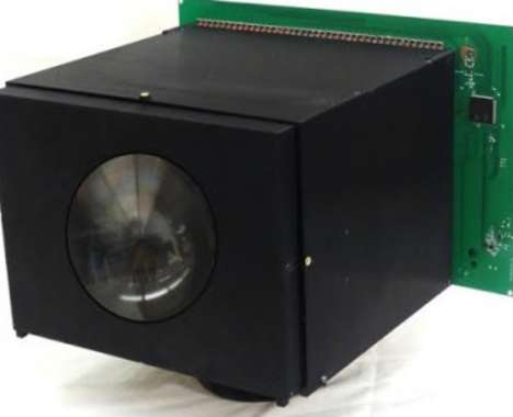 Self-Powered Video Camera