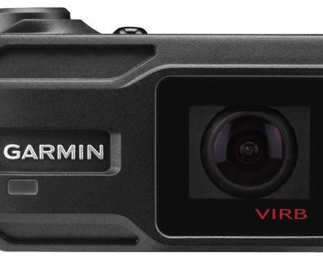 Sensor-Packed Action Cameras