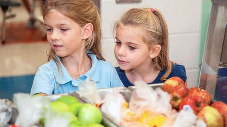 Vegetarian Public Schools - NYC's PS 244's Students are Thriving on Healthy Vegetable-Based Meals