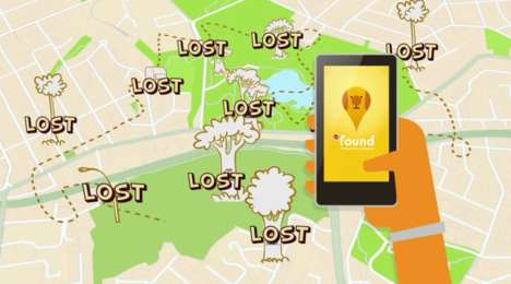 Pet Locator Apps - Pedigree Found's Real-Time Lost Dog App Instantly Sends Out Alerts