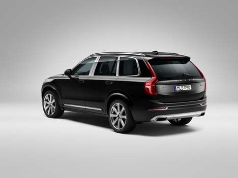 Luxurious Business SUVs - The Volvo XC90 Excellence SUV Truly Lives Up To its Name
