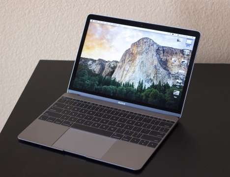 Retina Display Laptops - The 12-inch Retina MacBook is Speedy and Lightweight