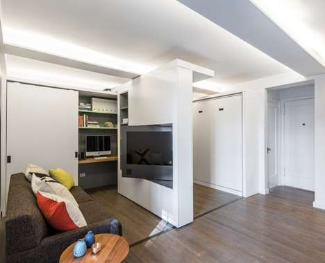 Sliding Wall Apartments