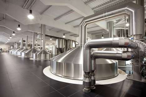 Eco-Friendly Breweries - This Guinness Brewhouse Has LEED Platinum Certification