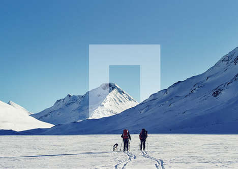 Dynamic Destination Branding - The New National Park Branding for Norway Was Created by Snohetta