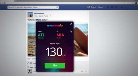 Social Travel Extensions - momoondo's ClickTwo Travel Increases the Ease of Online Travel Booking