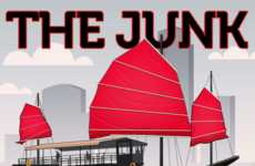 This Infographic Explores the History of Chinese Junk Boats