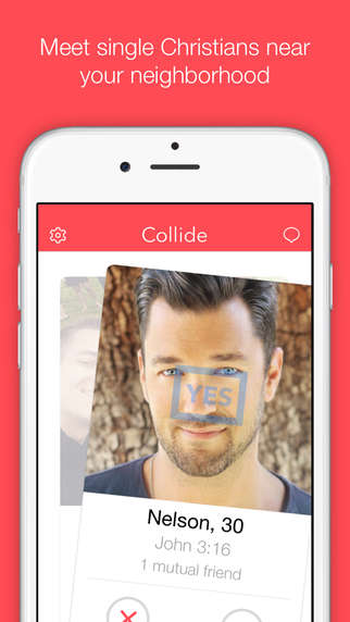 Faith-Based Dating Apps - Collide is a Tinder-Style Christian Dating App