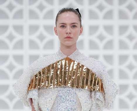 Opulent Cyborg Fashion