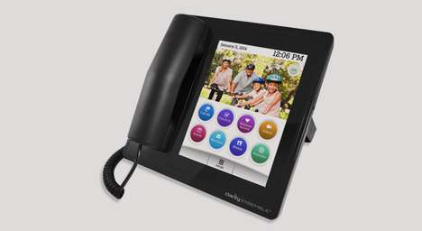 Senior Phone Systems - The ClarityLife Ensemble Enhanced Landline was Designed for Elderly People