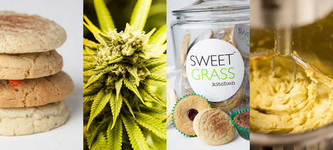 Small-Batch Artisan Edibles - Denver's Sweet Grass Kitchen Has a Medicinal and Recreational Menu