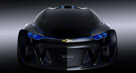 Autonomous Electric Vehicles - The Chevrolet FNR Concept Appeals to Young Chinese Consumers
