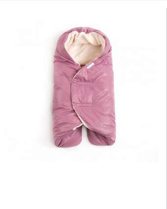 Car Seat Baby Blankets - 7 A.M. Enfant's Nido Wrap Provides Cozy Warmth without the Need of a Coat
