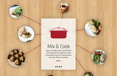 21 Creative Culinary Apps