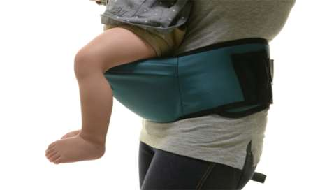 Versatile Baby Carriers - The MiaMily HIPSTER Lets You Carry Your Baby in 9 Different Ways