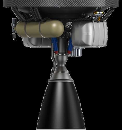 Battery-Powered Rockets - The Electron Launch System Uses a Battery-Powered Turbopump