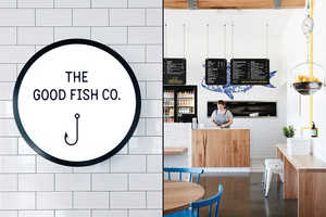 This Fish and Chip Shop Boasts a Pristine Visual Branding Identity
