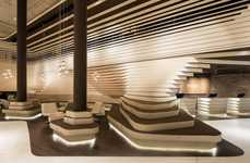 Retrofitted Hotel Lobbies - The Old Mill Hotel Belgrade Sits Within a Newly Transformed Building