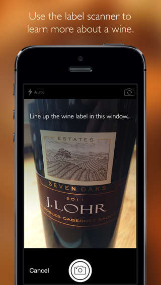 Mobile Sommelier Apps - Hello Vino is a Wine App That Shares Info and Food Pairing Recommendations