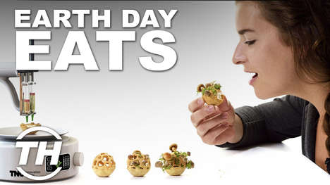 Earth Day Eats - Research Writer Alyson Wyers Discusses Her Favorite Earth Day Treat Recipes