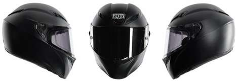 Instant-Tint Helmet Visors - The AGVisor Motorbike Helmet Visor Can Lighten or Darken In a Second