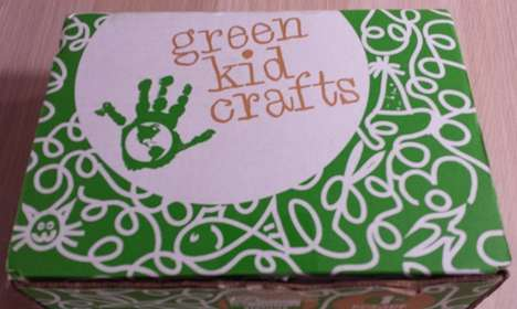 Eco-Friendly Hobby Subscriptions - Green Kid Crafts Playfully Teaches Children About the Environment
