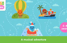 Music Adventure Apps
