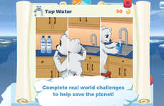 Eco Awareness Games - Koda Quest's Eco Game Blends Real Challenges with Caring for a Virtual Pet