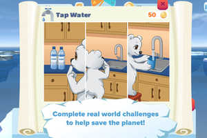 Koda Quest's Eco Game Blends Real Challenges with Caring for a Virtual Pet