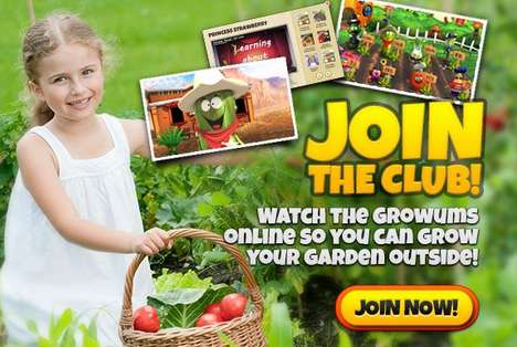 Kid-Friendly Gardening Kits - Growums Teaches Kids to Grow Their Own Herbs and Vegetables