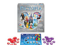 Disney Trivia Apps - The Pictopia App Spans Decades of the International Company's Magic